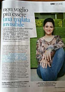 La Voce della Verità: Fibromialgia, la malattia invisibile ma non immagi...