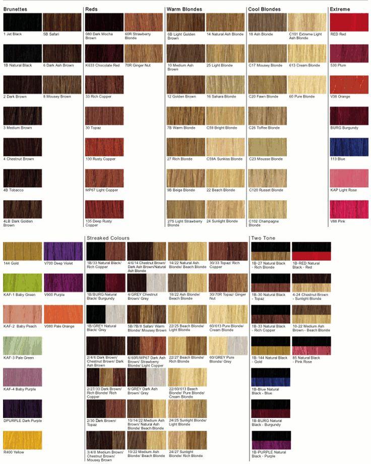 Matrix Professional Color N Salon Pinterest