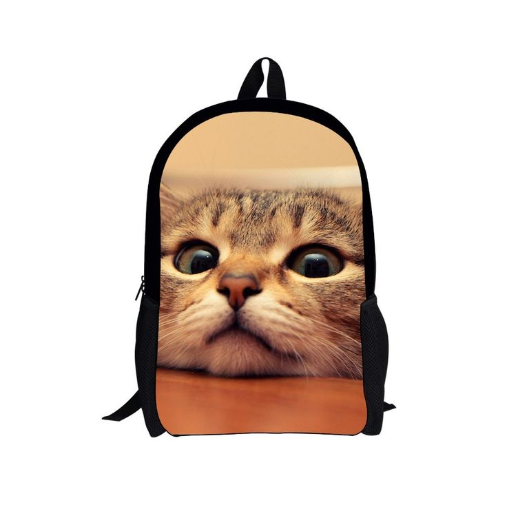16inch 3D Backpack //Price: $51.98 & FREE Shipping // #style #fashion #bagsdesigns