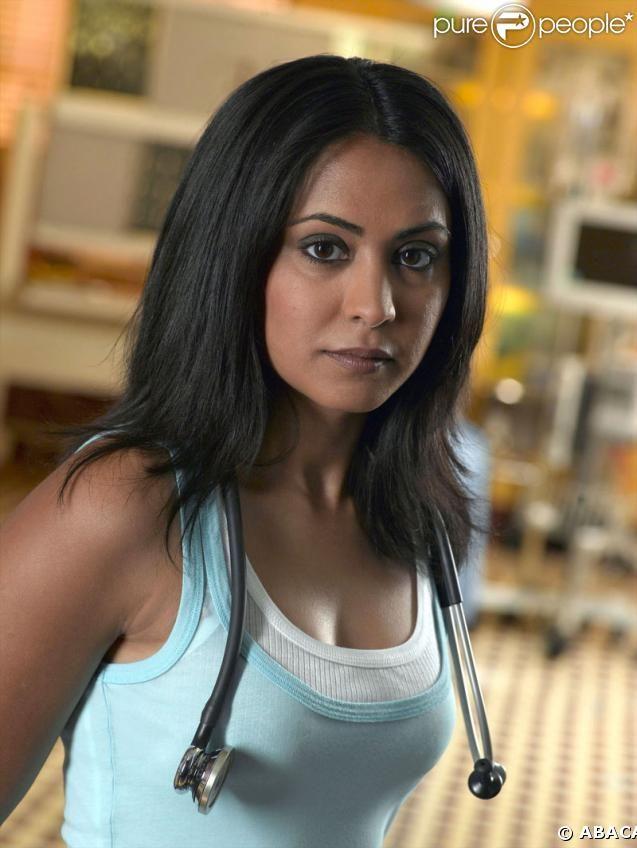 Parminder Nagra portraying Dr Neela Ragostra in 'ER.'