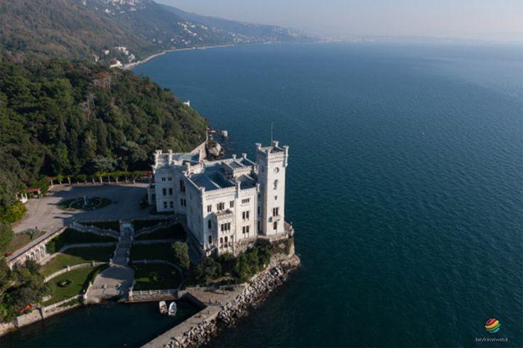 Castello di Miramare – Golfo di Trieste