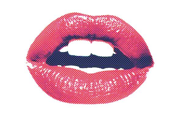 Hot Lips by Offset on Creative Market