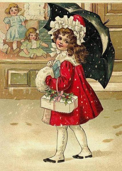 дети викторианской эпохи