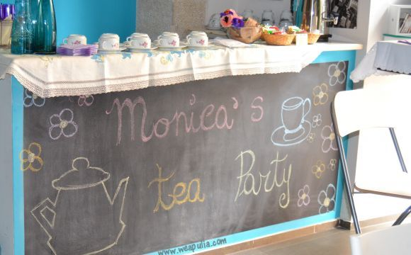 Un tea party in libreria  #Weapulia, #News, #Eventi WEapulia.com