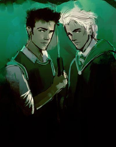 Albus and Scorpius