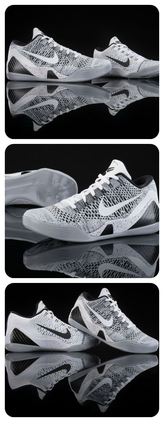 Kobe Bryant's most innovative shoe to-date. Get the Nike Kobe IX August 16th. #basketball #shoes