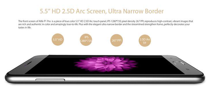 BLACKVIEW Alife P1 Pro 5.5 MTK6735 64-bit Quad-core 4G Phone P07-BWP1 - Wholesale Supplier: TinyDeal