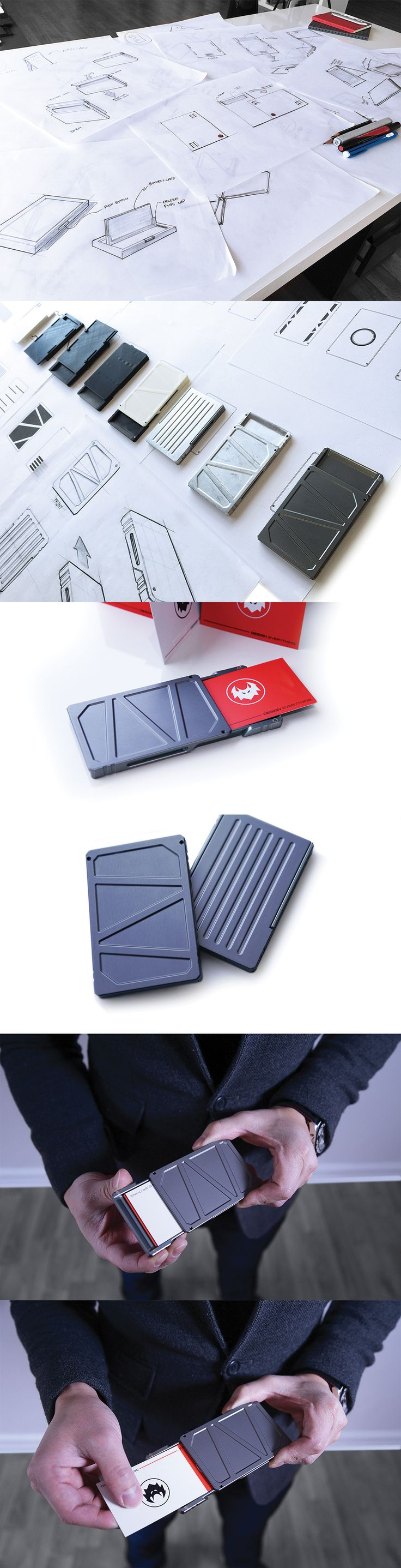 26 best titan business card holder on kickstarter images on eighty eight industry is raising funds for titan a gentlemans business card holder minimalist wallet on kickstarter titan is a versatile card holder that magicingreecefo Gallery