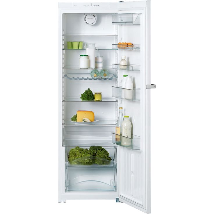 Miele K12820SD 60cm A+ Rated Upright Larder Fridge in White