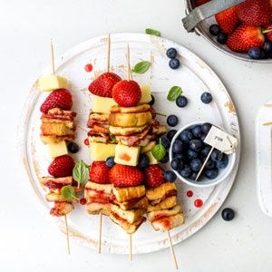 New Generation Eggs French Toast Skewers