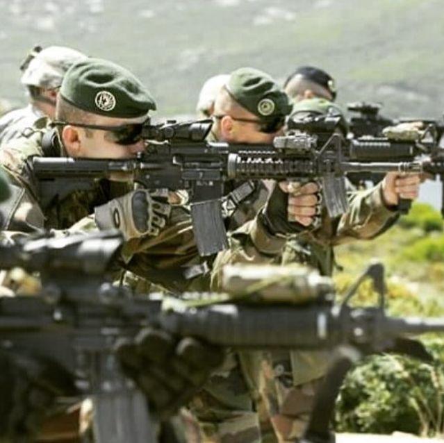 FFL training with US Army