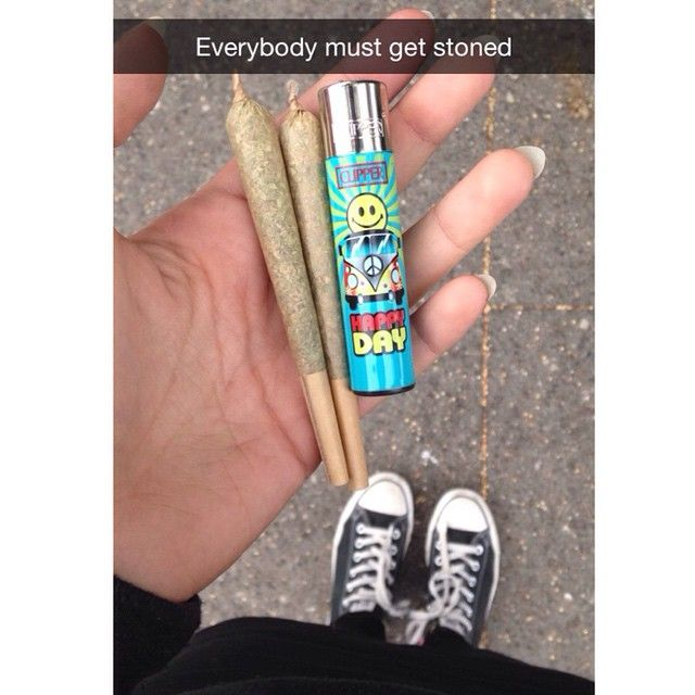 how to get stoned without smoking