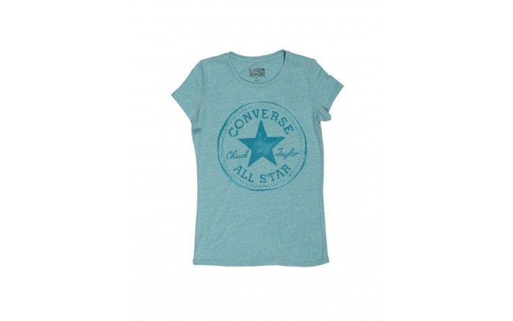 Camiseta Converse All Star Core Crew #converse #moda #online