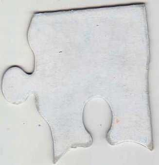 8 different methods for preparing a puzzle piece to be altered