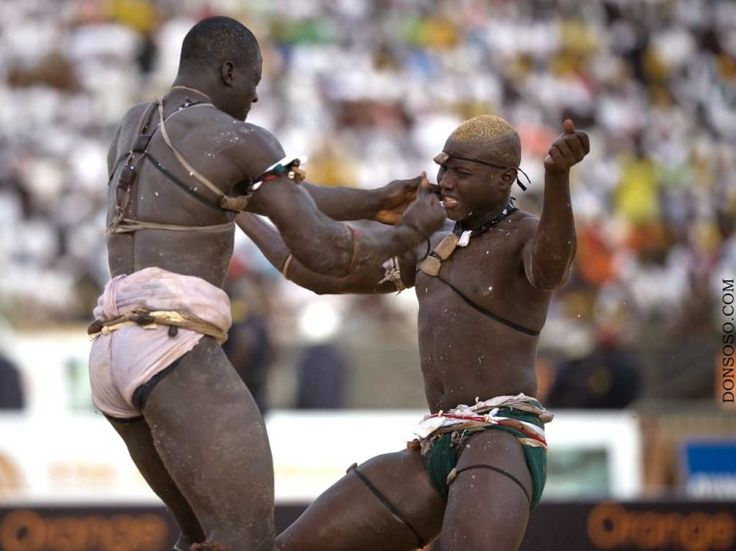 Lets Look At African Martial Arts - Dambe and La Lutte