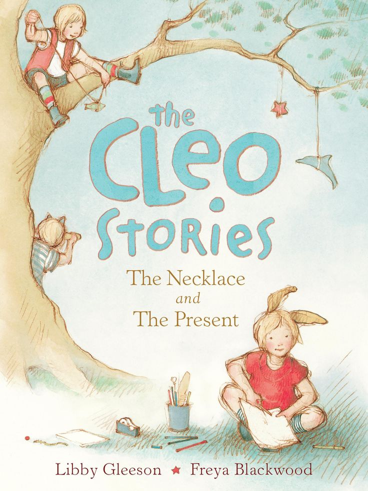 Winner; CBCA Book of the Year - Younger Readers. The Cleo Stories contain two short stories about Cleo, an imaginative six-year-old. The first thing you notice about this book is its beautiful design – thick silky pages packed with full-colour illustrations.  It is halfway between picture book and chapter book, and is perfect for early-to-middle-primary readers. In the first story,'The Necklace', Cleo desperately wants a necklace of her own, but she will only be given one on her birthday...