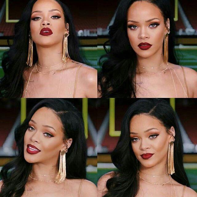 Rihanna CBS Superbowl & Grammy Promo