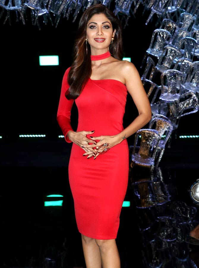 Shilpa Shetty on promo event for 'Super Dancer'. #Bollywood #Fashion #Style #Beauty #Hot #Sexy