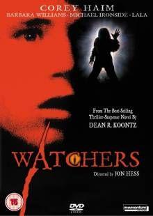 Смотреть онлайн фильм Ангелы-хранители / Наблюдатели / Watchers (1988)-Добавлено HD 720p качество