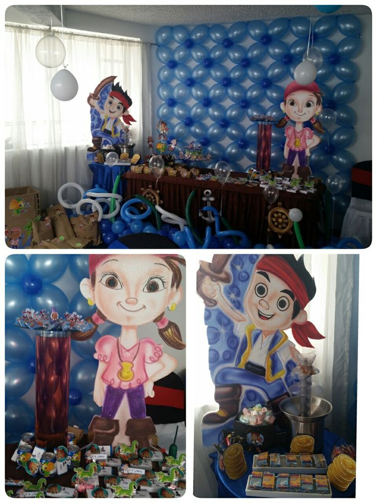 Mi fiesta pirata
