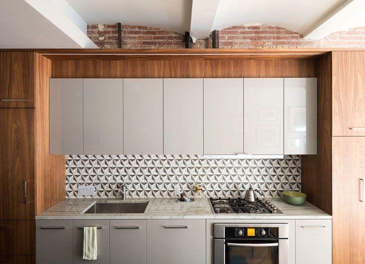 Индустриальный лофт в Нью-Йорке - Дизайн интерьеров | Идеи вашего дома | Lodgers