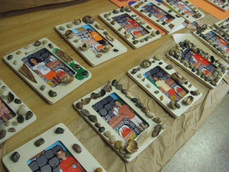 Good Vacation Bible School Craft Ideas Kids Part - 14: Nature Frames. Vbs CraftsChurch ...