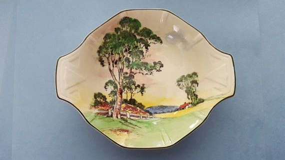 Check out this item in my Etsy shop https://www.etsy.com/au/listing/522716437/vintage-royal-doulton-tabbed-dish-bowl