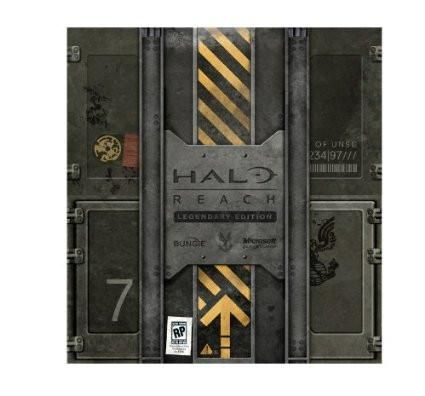 Halo Reach - Legendary Edition