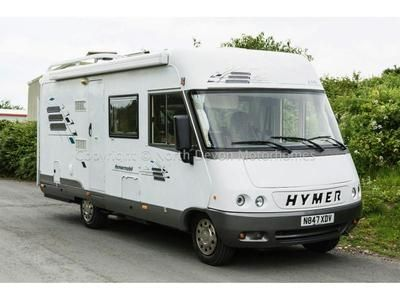1995 HYMER E610 Diesel in Ilfracombe | Auto Trader Motorhomes
