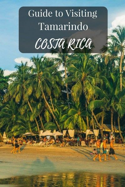 Guide to Visiting Tamarindo Costa Rica