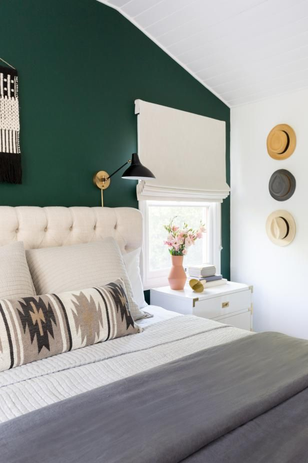 Pin By Ashley Wolfe On Edwardsville In 2020 Green Bedroom