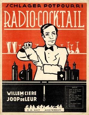 Radio-cocktail, s.d. (ill.: Kemper); ref. 17809