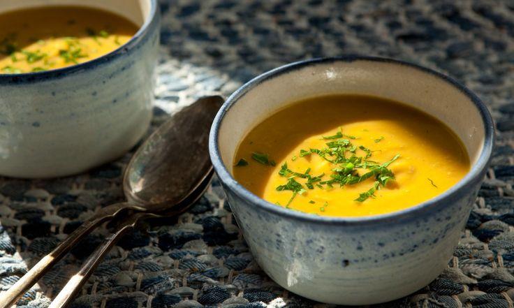 Egyptská čočková polévka | KITCHENETTE