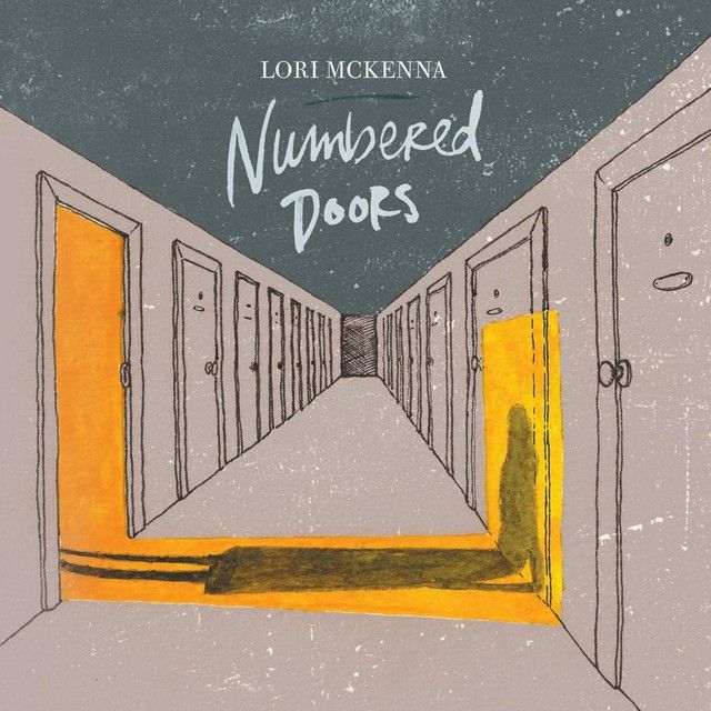 """The Time I've Wasted"" by Lori McKenna added to Your Favorite Coffeehouse playlist on Spotify From Album: Numbered Doors"
