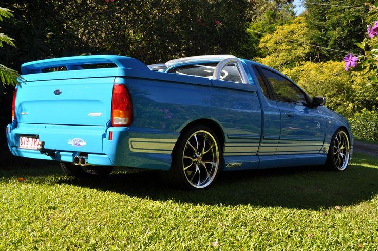 FPV Ford Super Pursuit Ute