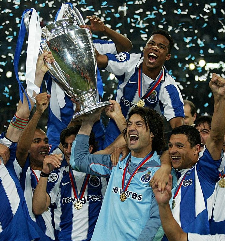 Vítor Baía, a UEFA Cup and @ChampionsLeague winner with FC Porto. #UCL #FCPorto