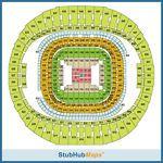 WWE Wrestlemania XXX Tickets - Two Seats