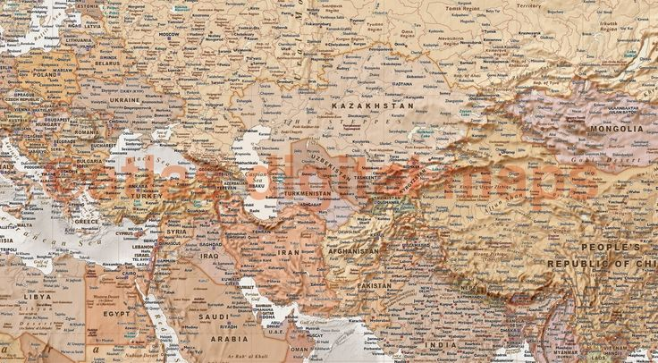 9 best World maps u2013 political and physical in Sand colourway images - best of world map grey image