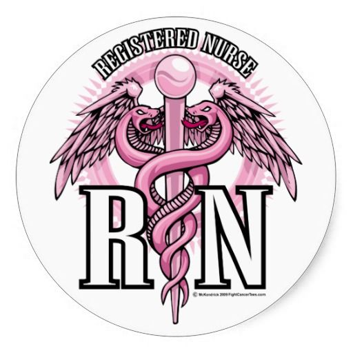 registered nurse clip art registered nurse logo pink proud to be a nurse pinterest. Black Bedroom Furniture Sets. Home Design Ideas