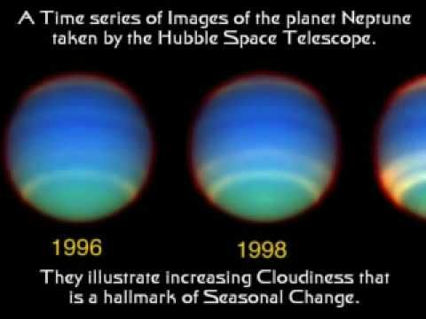 Fun Facts about The Planet Neptune