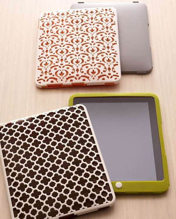 Design Your Own iPad Cover With the Mix 'n' Match iPad Case Sets #tech trendhunter.com