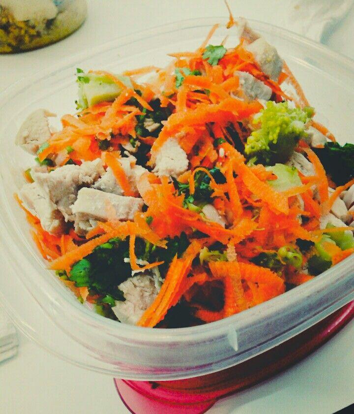 #Food #Healthy #Salads