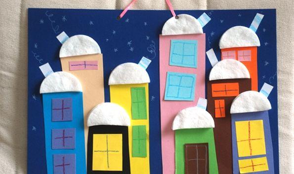 Еще одна замечательная идея зимней поделки с детьми.Зачем вообще нужны занятия творчеством для детей? На самом деле, творчество — это естественное занятие ребенка, в котором он развивается и эмоционально, и интеллектуально. У деток изначально более развито правое полушарие мозга, которое отвечае