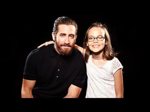 Oona Laurence on Meeting Jake Gyllenhaal // Entertainment Weekly Radio // SiriusXM - YouTube