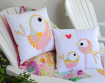 Give these adorable Owls a home with this PDF pattern.  The pattern has scaled templates & all measurements are in centimetres & inches, clearly laid out for a beginner to follow  Once payment has been confirmed the PDF file will be automatically downloaded into your downloads folder.  Happy stitching
