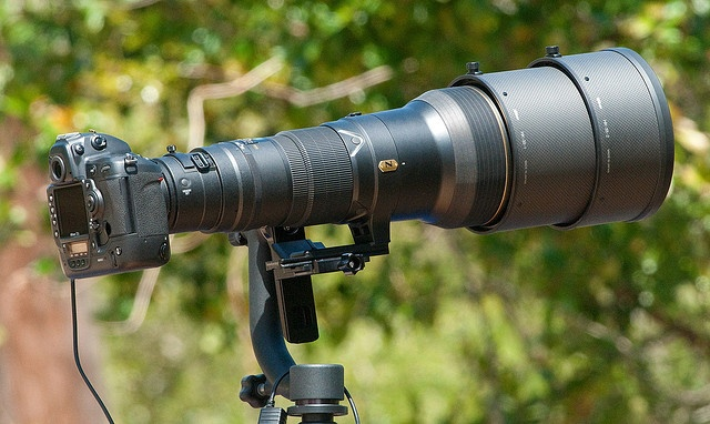 Nikon D3X Nikkor 600mm F4VR G TC-14E by Shadow Hunter, via Flickr