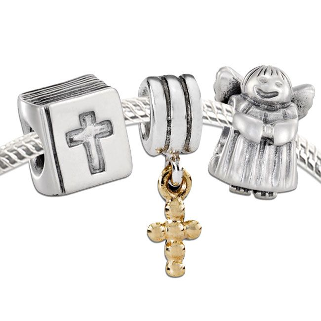 Pandora confirmation set jewelry pandora charms for How much does pandora jewelry pay