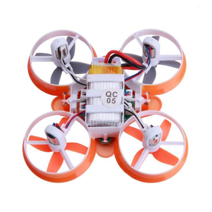 BoldClash BWHOOP B-03 Altitude Hold 716 Motor EDF RC Quadcopter 260mAh 3.7V Orange