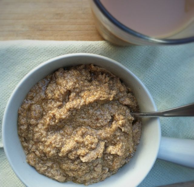 """Hi protein no oat """"oatmeal"""" - cannot wait to try this!"""