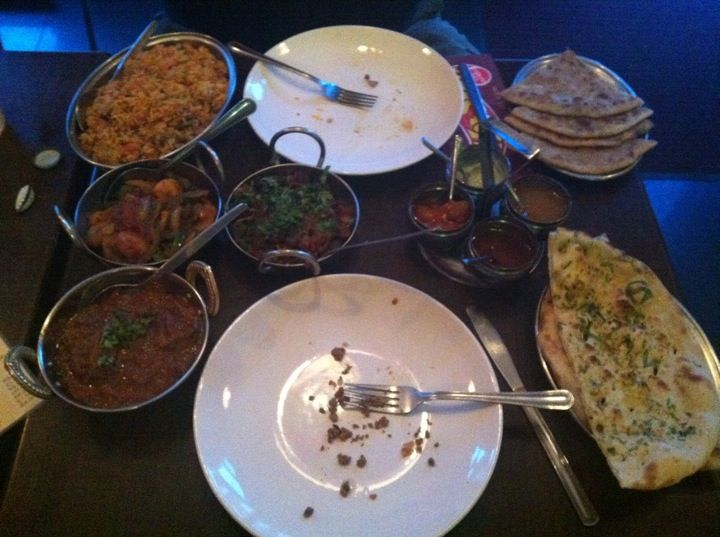 Great Local Indian food. Family run. Home cooked feeling. Gem of a find.